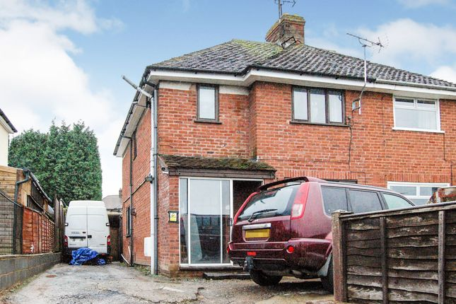 3 bed semi-detached house for sale in Old School Lane, Holmer, Hereford HR1