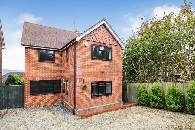 Thumbnail Detached house for sale in Stanmore Road, East Ilsley, Newbury