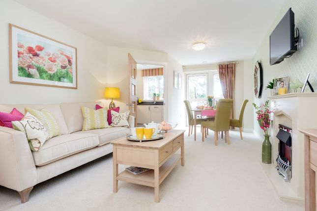 """Thumbnail Flat for sale in """"Typical 2 Bedroom"""" at Hart Close, Wilton, Salisbury"""