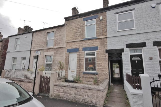 Thumbnail Terraced house for sale in Burnell Road, Hillsborough, Sheffield