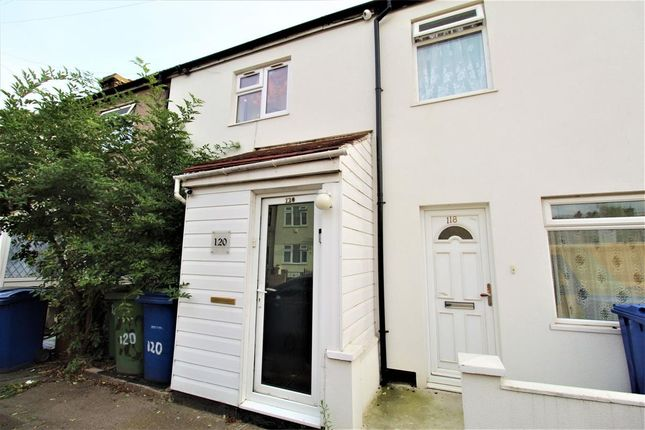 2 bed terraced house for sale in William Street, Grays RM17