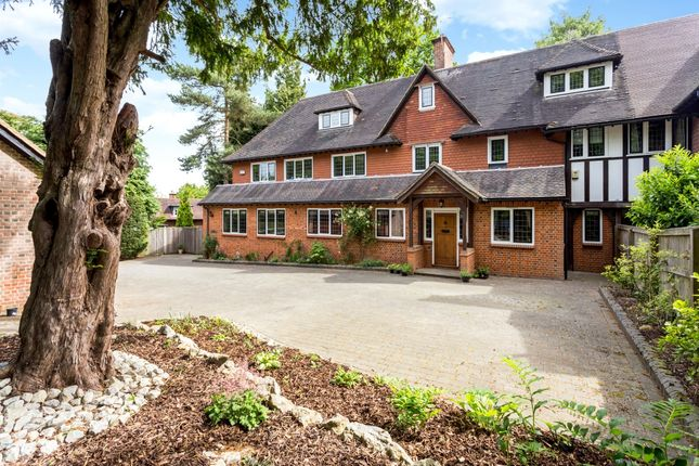 Thumbnail Detached house to rent in Brittains Lane, Sevenoaks