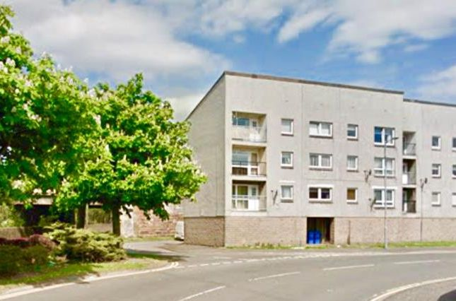 Thumbnail Flat to rent in Union Road, Grangemouth