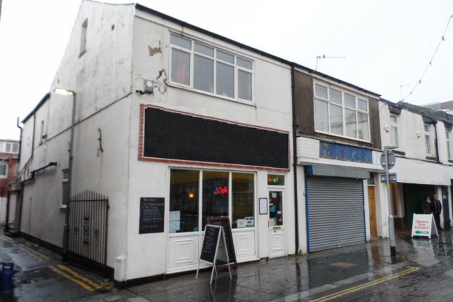 Thumbnail Restaurant/cafe for sale in Deansgate, Blackpool