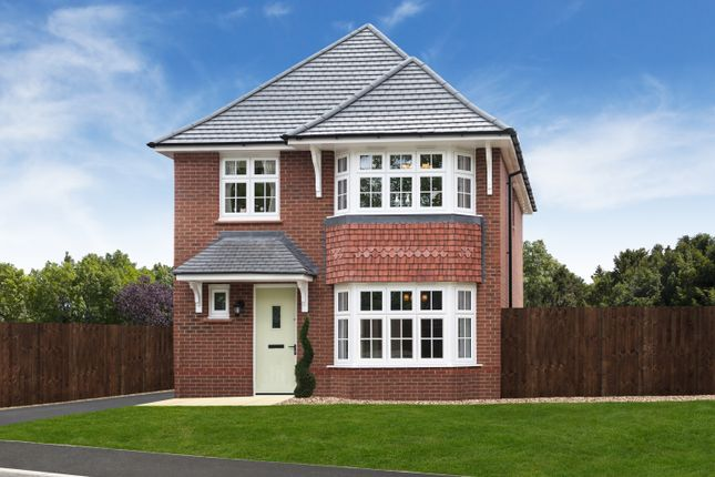Thumbnail Detached house for sale in Wigan Road, Leyland, Lancashire