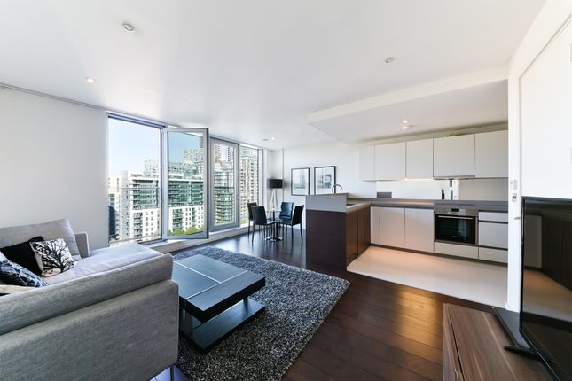 Thumbnail Flat for sale in Baltimore Wharf, South Boulevard, Canary Wharf