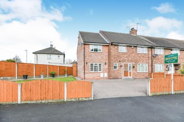 Front of Titterstone Road, Longbridge, Northfield, Birmingham B31