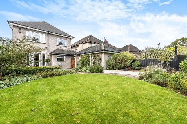Thumbnail Detached house for sale in The Dell, Westbury On Trym, Bristol