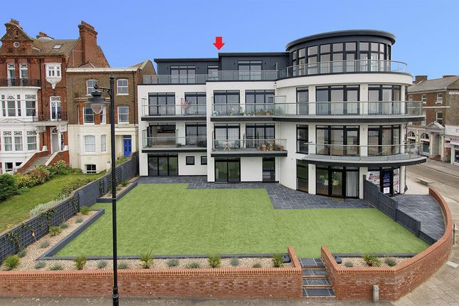 Thumbnail Flat for sale in Central Parade, Herne Bay