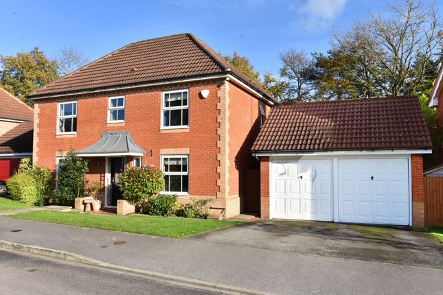 4 bed detached house for sale in Youngs Drive, Killinghall, Harrogate
