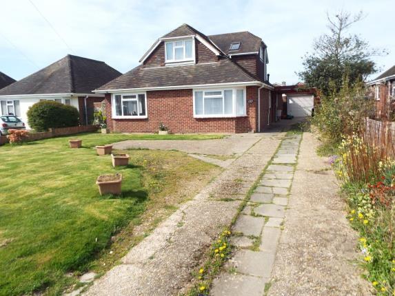 Thumbnail Detached house for sale in Stubbington, Fareham, Hampshire