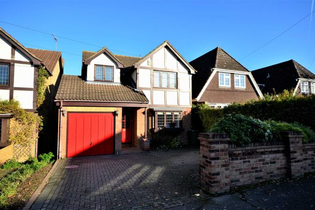 Thumbnail Detached house for sale in Little Norsey Road, Billericay