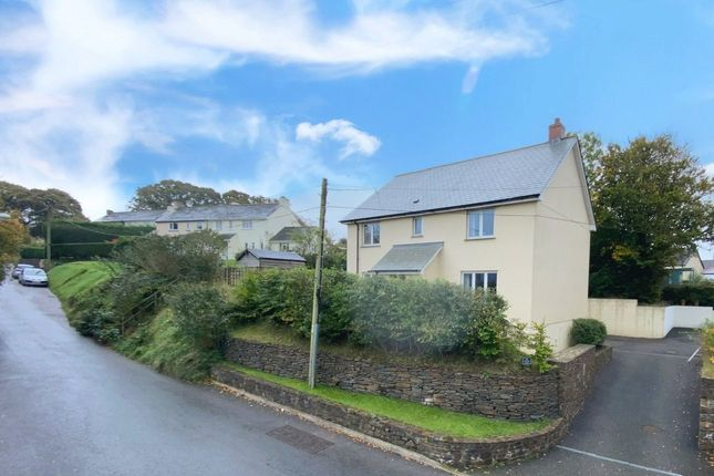 Thumbnail Detached house for sale in Victoria Road, Hatherleigh, Okehampton