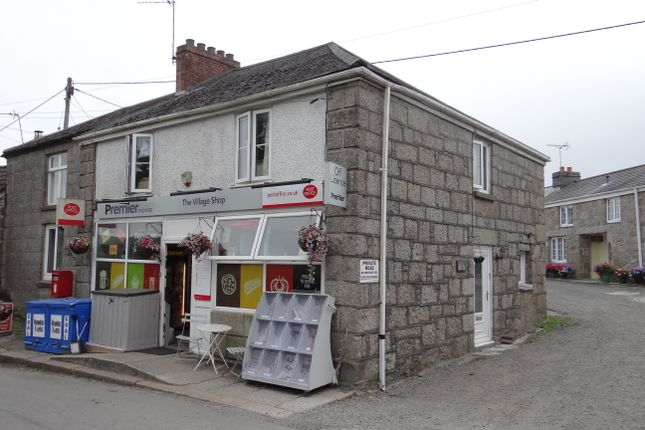 Thumbnail Retail premises for sale in Churchtown, Luxulyan, Bodmin, Cornwall