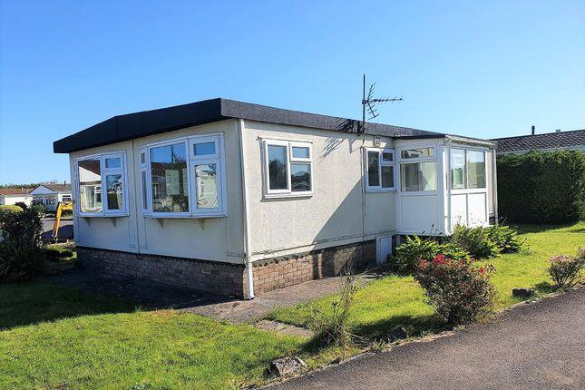Mobile/park home for sale in Oaktree Park, Locking, Weston-Super-Mare