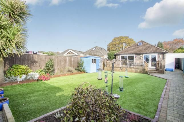 Thumbnail Bungalow for sale in Lower Blandford Road, Broadstone