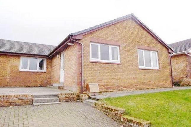 Thumbnail Bungalow for sale in 17, Hillside, Catrine, Ayrshire KA56Qe