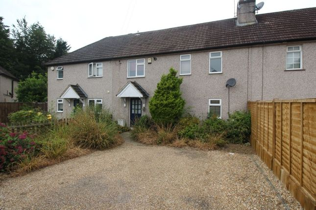 Thumbnail Terraced house to rent in Larkfield Road, Sevenoaks