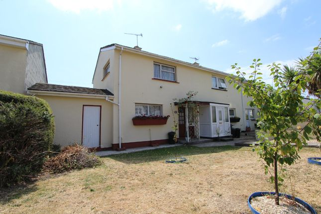 Thumbnail Semi-detached house for sale in North Road, Torpoint