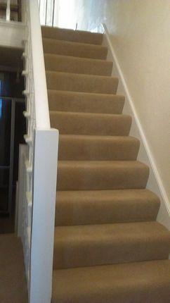 Stairway of Mitcham Road, London CR0