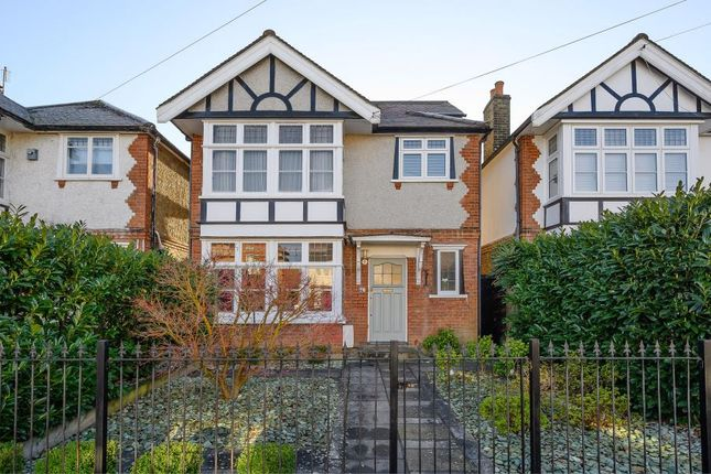 4 bed detached house for sale in St. Albans Road, Kingston Upon Thames KT2