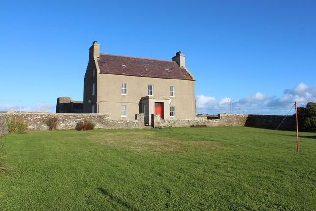 Thumbnail Country house for sale in South Ronaldsay, Orkney