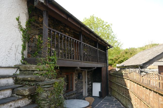 Thumbnail Barn conversion for sale in Craftman's Cottage, Church Hill, Hawkshead