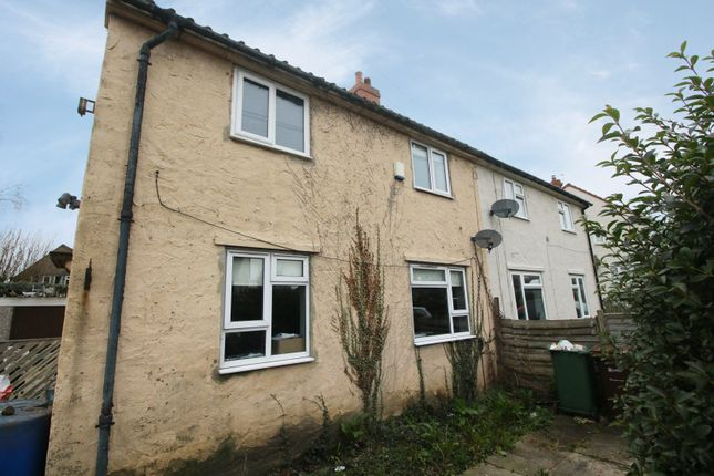 Thumbnail Semi-detached house for sale in Hallfield Crescent, Wetherby, West Yorkshire