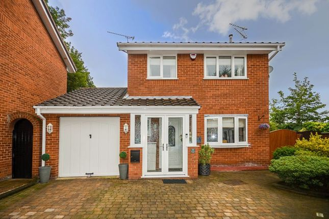 Thumbnail Detached house for sale in 6 Brinksworth Close, Bolton