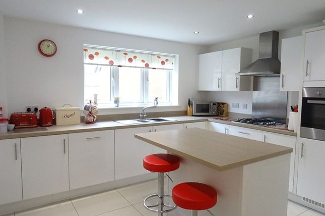 Thumbnail Detached house for sale in Maes Y Ffion, Llwydcoed, Aberdare