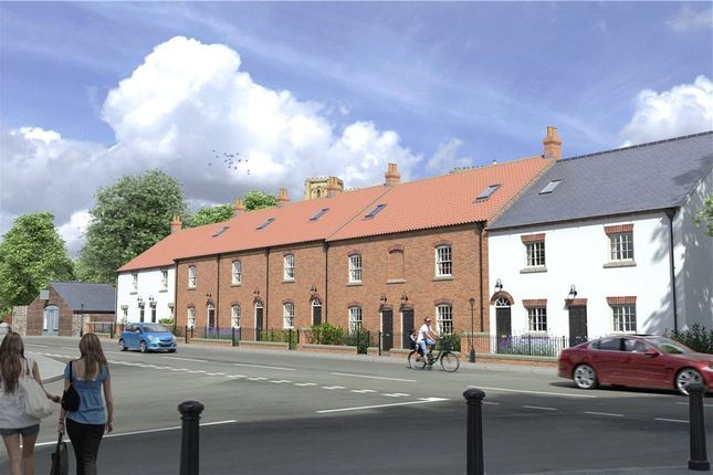Thumbnail Flat for sale in Bondgate Green, Ripon, North Yorkshire