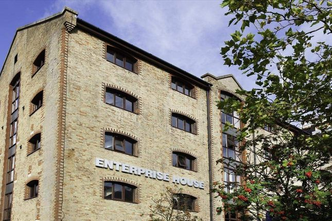 Thumbnail Office to let in Enterprise House, Southampton