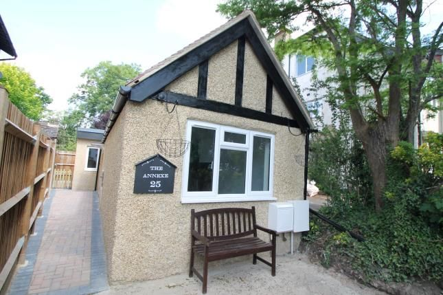Thumbnail Bungalow for sale in The Bridle Road, Purley, Surrey