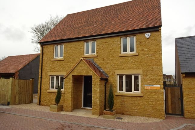 Thumbnail Detached house to rent in Chapel Close, South Petherton, Somerset, Somerset