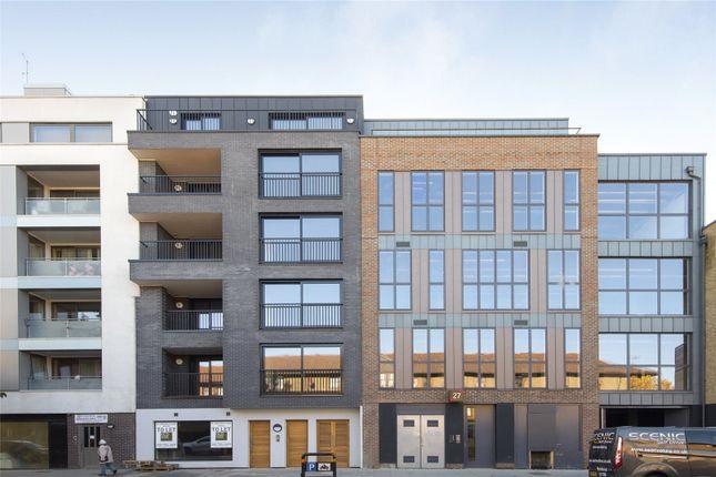 Thumbnail Flat for sale in Century Quarter House, 25 Downham Road, London