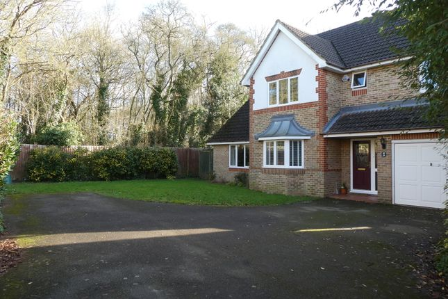 Detached house for sale in Holm Oaks, Cowfold, Horsham