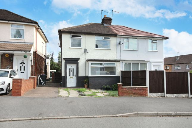 3 bed semi-detached house for sale in Alnwick Road, Sheffield S12