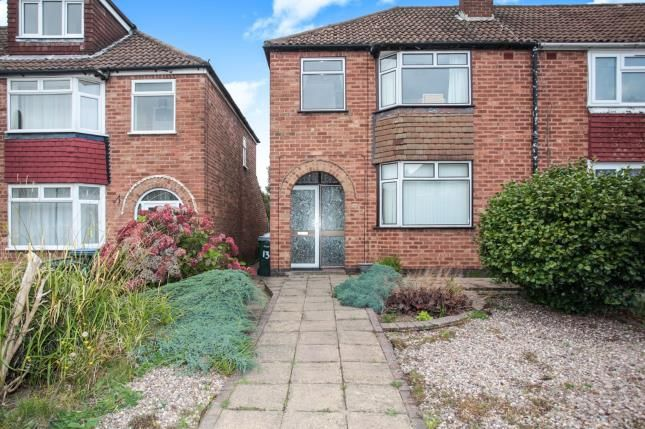 Front of Sunnyside Close, Chapelfields, Coventry, West Midlnads CV5