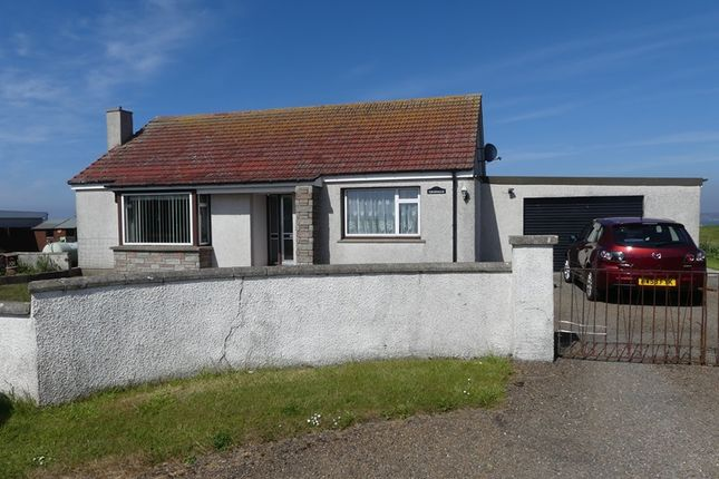 Thumbnail Detached bungalow for sale in Weydale, Thurso
