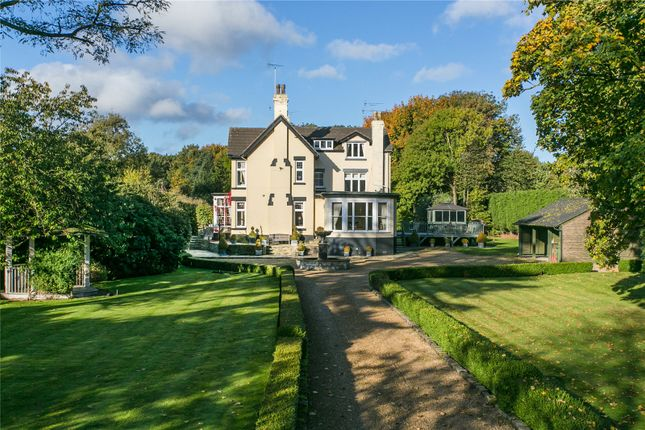 Thumbnail Property for sale in Whisterfield Lane, Lower Withington, Macclesfield, Cheshire