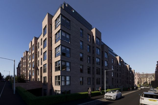 Thumbnail Flat for sale in One Hyndland Avenue Development, Plot 33 - Duplex, West End, Glasgow
