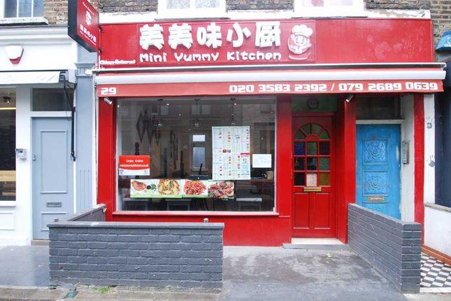 Thumbnail Restaurant/cafe to let in Tottenham Street, London