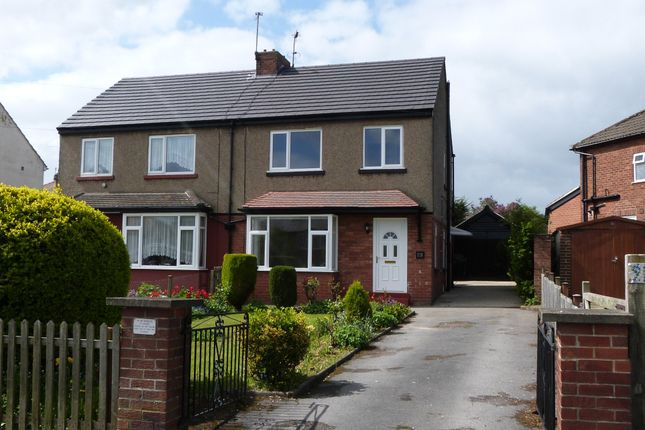 Thumbnail Semi-detached house to rent in Kingsley Road, Harrogate