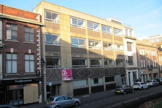 Thumbnail Commercial property for sale in 6 Campo Lane, Sheffield