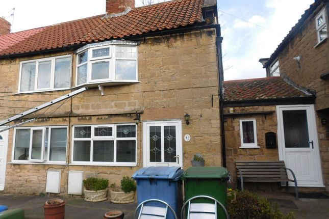 Thumbnail Cottage to rent in Coopers Yard, Warsop, Mansfield