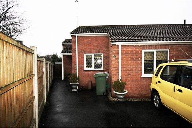 Thumbnail Semi-detached bungalow to rent in Whittaker Road, Rainworth, Mansfield