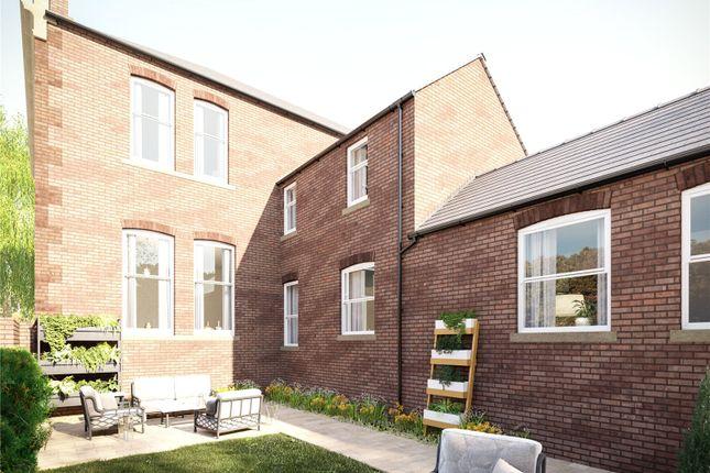2 bed flat for sale in Plot 1, The Bank House, Bridge Street, Boroughbridge YO51