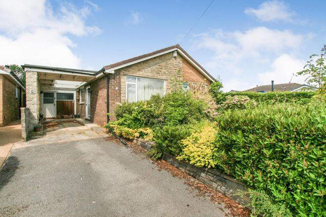 Thumbnail Bungalow for sale in Field Close, Dronfield Woodhouse, Derbyshire