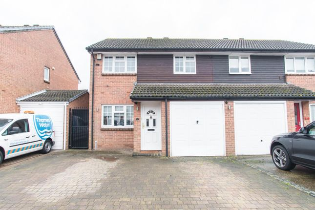 3 bed semi-detached house for sale in Franklin Road, Hornchurch