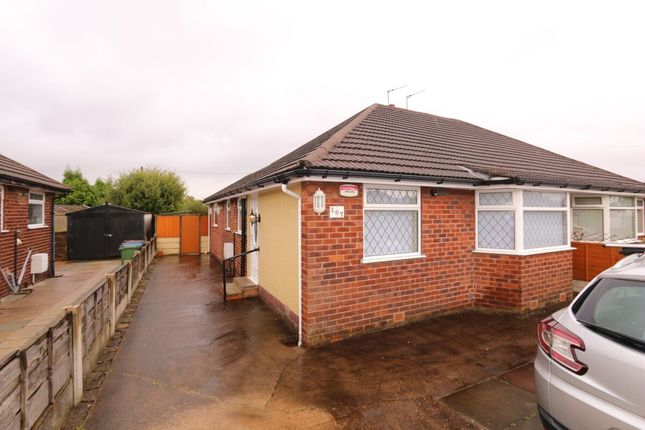 Bungalow for sale in Thompson Road, Denton, Manchester